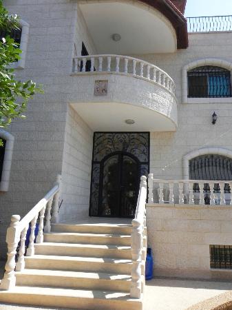Khouriya Family Guesthouse: L'entrée