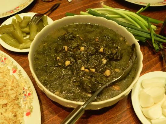 Khouriya Family Guesthouse: Excellente cuisine