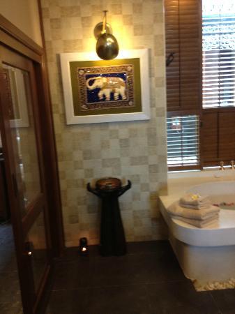安瑪塔拉普拉泳池別墅酒店照片