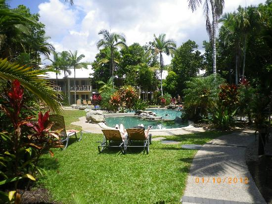 Paradise Links Resort Port Douglas: Perfect at paradise 1st Oct 2012