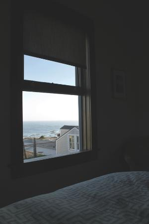 Blue Heron Inn : the view from my bedroom