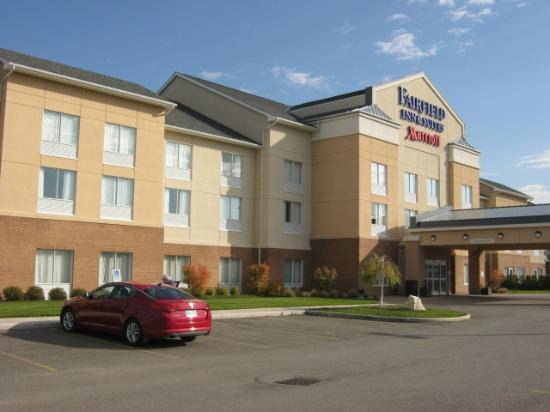 Fairfield Inn & Suites Sault Ste. Marie: Fairfield by Marriott