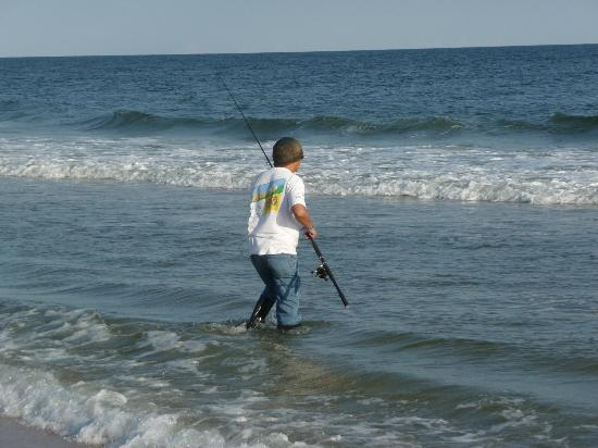 Fishing picture of jones beach state park wantagh for Jones beach fishing