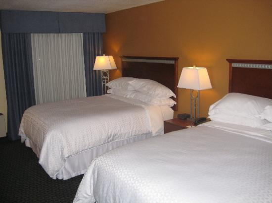 Four Points by Sheraton Tucson Airport: Comfortable Beds