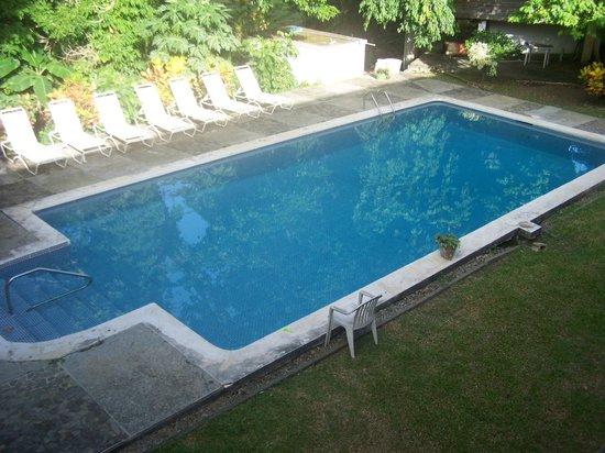 Old Grange Inn: Lovely pool