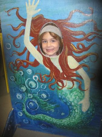 Cape Cod Children's Museum: Mermaids
