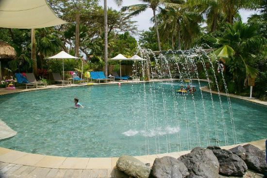 كاست أواي أيلاند فيجي: Kids' pool 