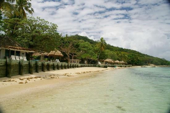Castaway Island Fiji : South Beach