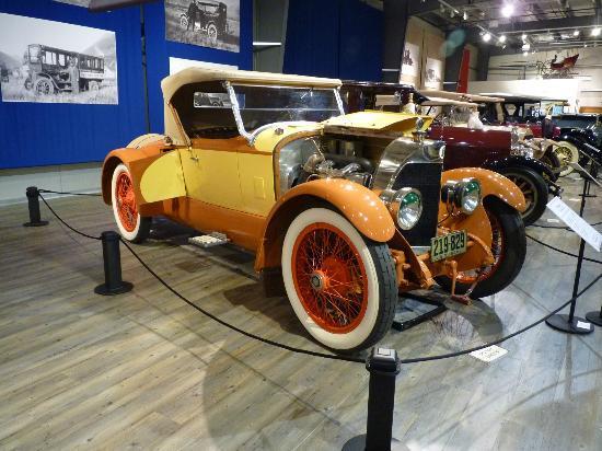 Fountainhead Antique Auto Museum: neat tour