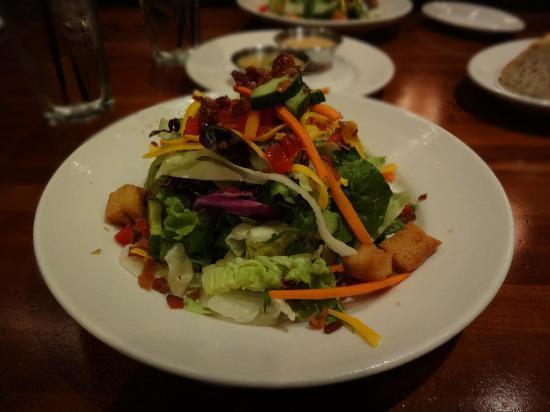 J Alexander's Orlando: House Salad