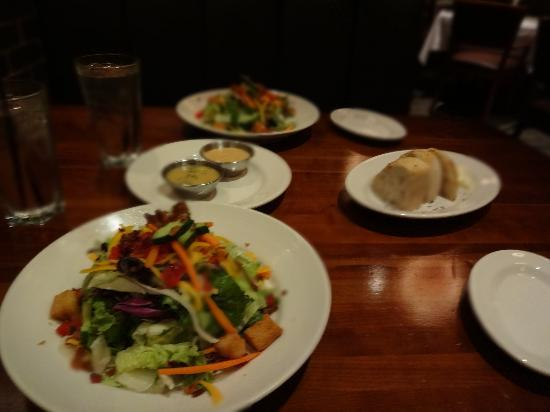 J Alexander's Orlando: Salads
