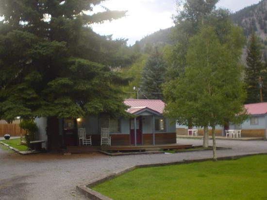 Lake City Resort: Office