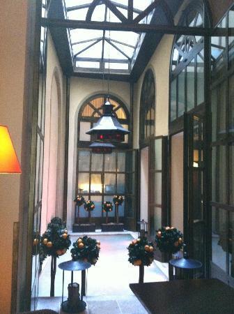 Hotel L'Orologio: September, 2012