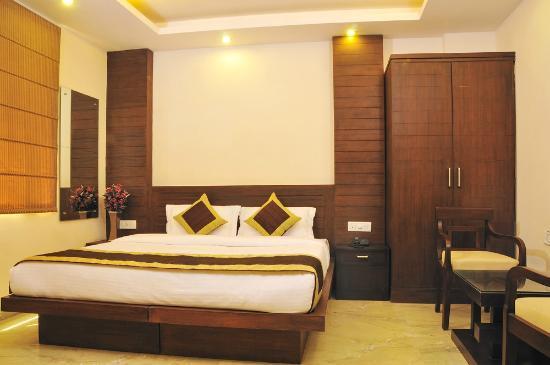 Hotel Paradise Inn: super deluxe room