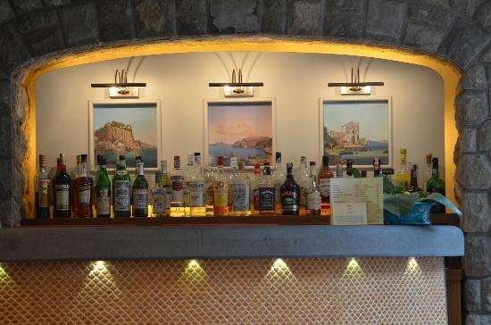 Hotel del Mare: Bar