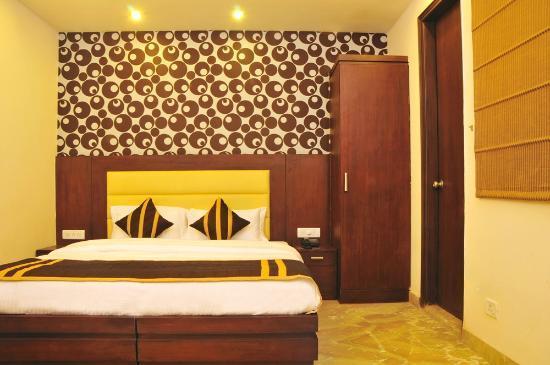 Hotel Paradise Inn: deluxe room