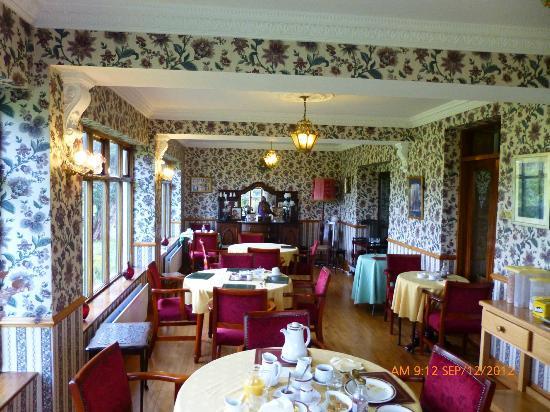 Cavangarden House: Solarium - breakfast area