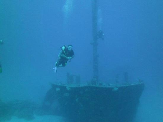 Mayan Princess Beach & Dive Resort: Scuba