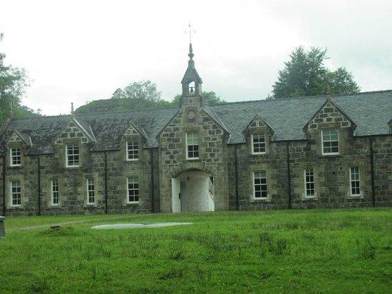Clan Cameron Museum: The Estate