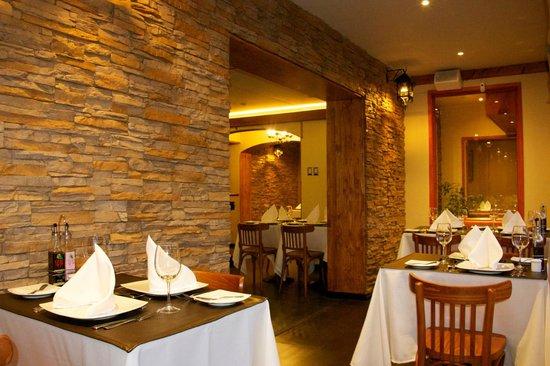 Txipirón Restaurant: Salón Principal