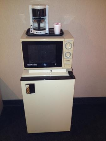 Rodeway Inn & Suites Sublimity: open cups