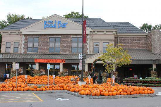 Wegmans Market Cafe: Pumpkins -- It's Fall / Harvest season