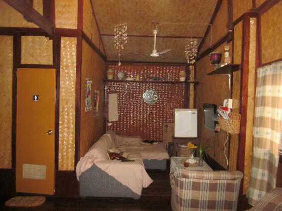 Patrik & Tezz Guesthouse: sala