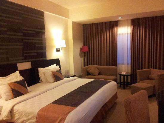 Swiss-Belhotel Silae Palu: Room