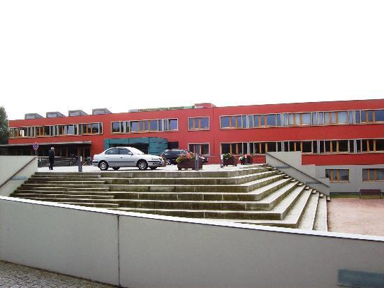 Ostseehotel Dierhagen: Hoteleingangsseite