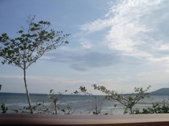 Astoria Bohol: a view of Mindanao sea