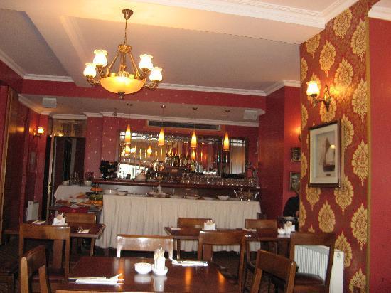 Santa Ottoman Hotel: Hotel restaurant