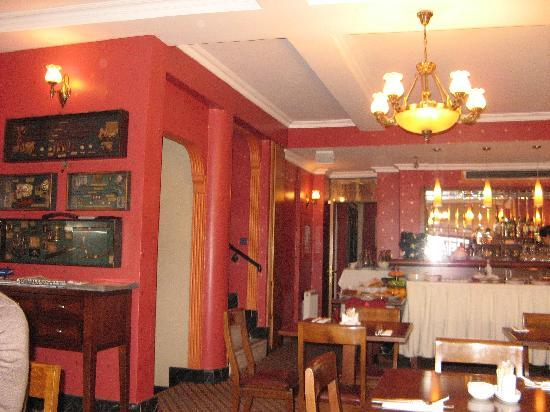 Santa Ottoman Hotel: Hotel restaurant (different view)