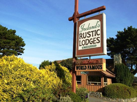 Ireland S Rustic Lodges Irelands Gold Beach
