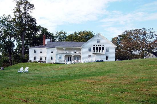 1774 Inn from the Kennebec