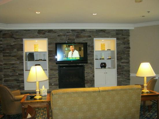 Residence Inn Rochester West/Greece: Reception area