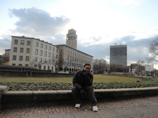 Καρλσρούη, Γερμανία: Badisches Staatstheater Karlsruhe