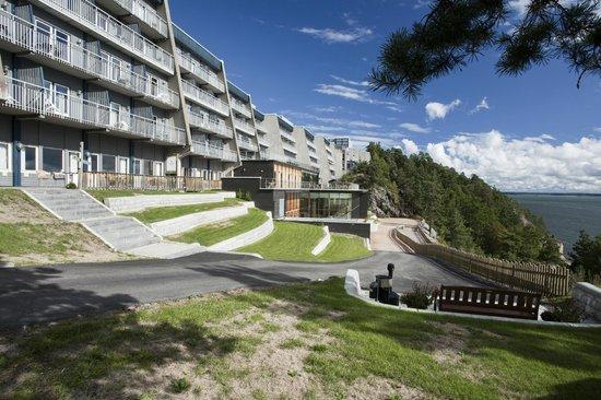 Колмарден, Швеция: Vildmarkshotellet