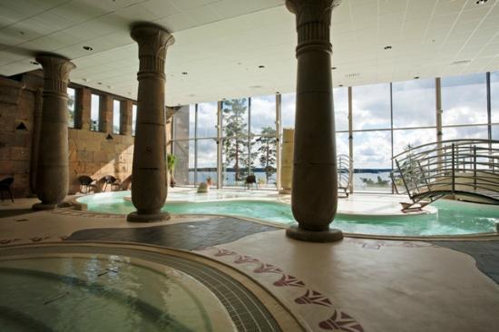 Kolmarden, Sweden: African Spa & Relax