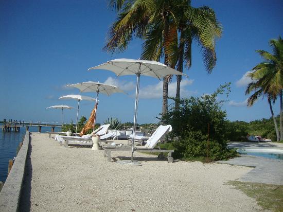 Casa Morada : Relaxing loungers