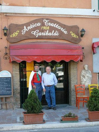 Mentana, Italy: Antica Trattoria Garibaldi