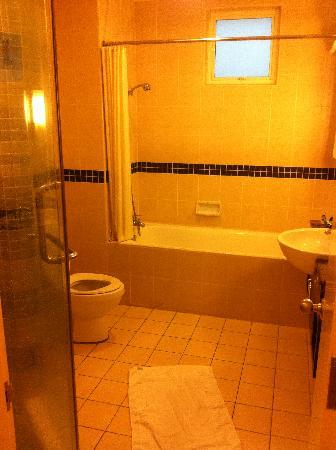 Seri Bukit Ceylon Residences: Bathroom