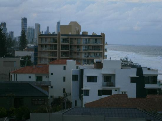 Spindrift On The Beach: To Surfers Paradise