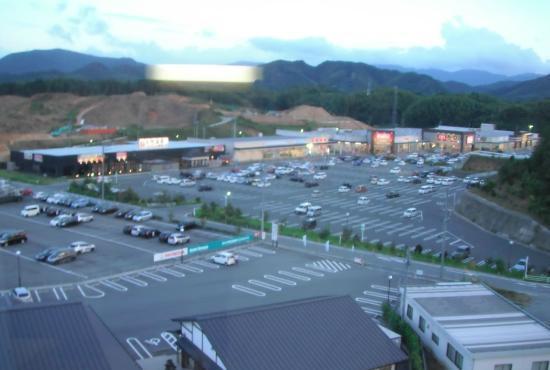 Hotel Ekono Taki: 眺め