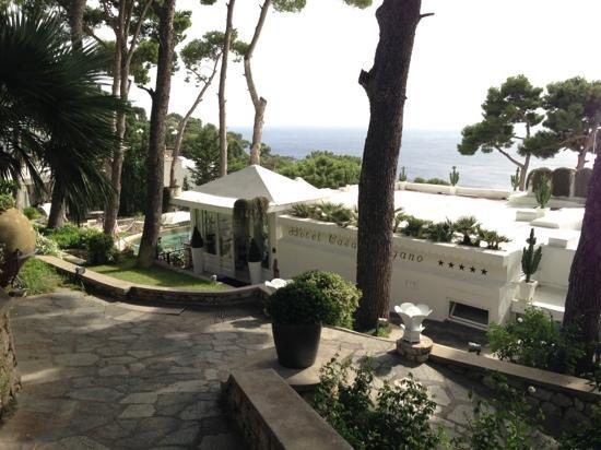 Casa Morgano: ホテル入口