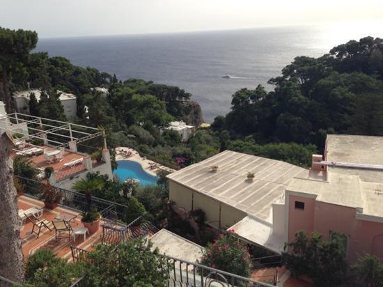 Casa Morgano: 部屋からの景色