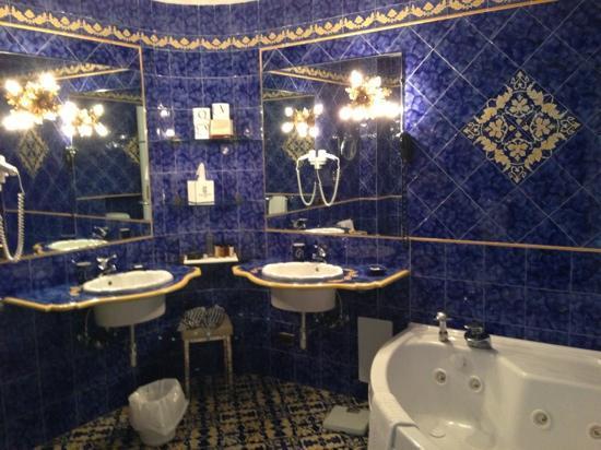 Casa Morgano: バスルーム
