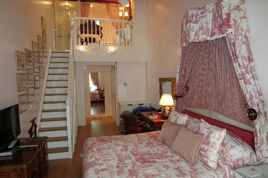 Hotel de Toiras: Sublime suite