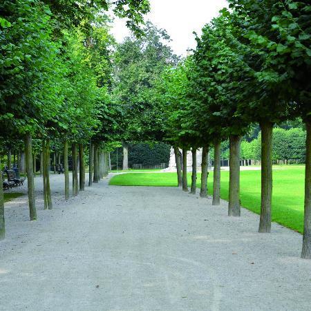 A Cote du Cinquantenaire: The Cinquantenaire Park