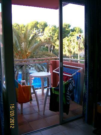 OLA Hotel Maioris: Balcony