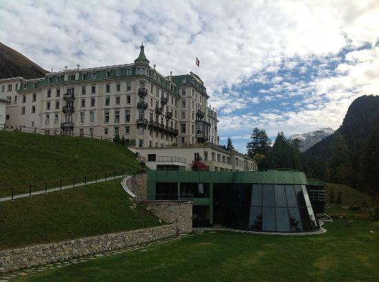 Grand Hotel Kronenhof: Kronenhof Pontresina